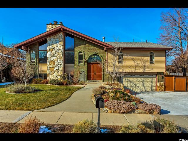 7562 S Lake Mary Dr E, Cottonwood Heights, UT 84121 (#1496336) :: Colemere Realty Associates