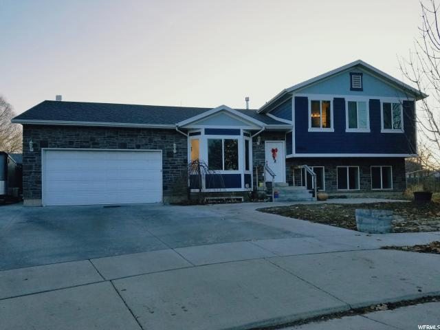 7084 S Carter Cir, West Jordan, UT 84084 (#1496343) :: Colemere Realty Associates