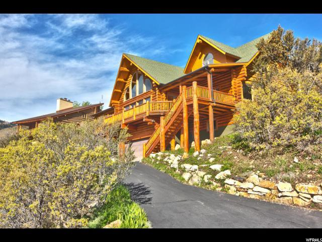7771 Buckboard Dr, Park City, UT 84098 (#1496347) :: Exit Realty Success