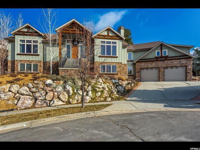 2623 E Tuxedo Cir, Sandy, UT 84093 (#1496425) :: The Utah Homes Team with HomeSmart Advantage