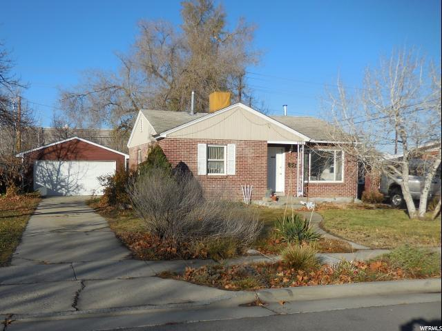5756 S Lindon St E, Murray, UT 84107 (#1496476) :: Red Sign Team