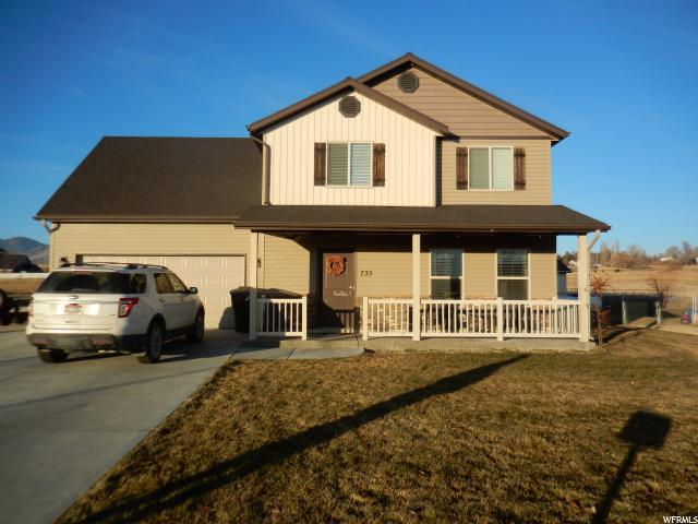 735 S Hillcrest Loop, Malad City, ID 83252 (#1496482) :: Red Sign Team