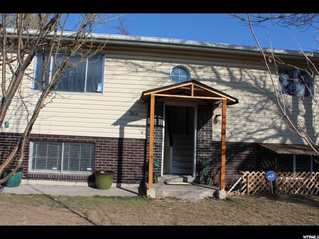 1866 W Northstar Dr, Salt Lake City, UT 84116 (#1496487) :: Colemere Realty Associates