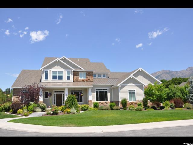 2435 E Royal Birch Cv S, Cottonwood Heights, UT 84093 (#1496590) :: Colemere Realty Associates