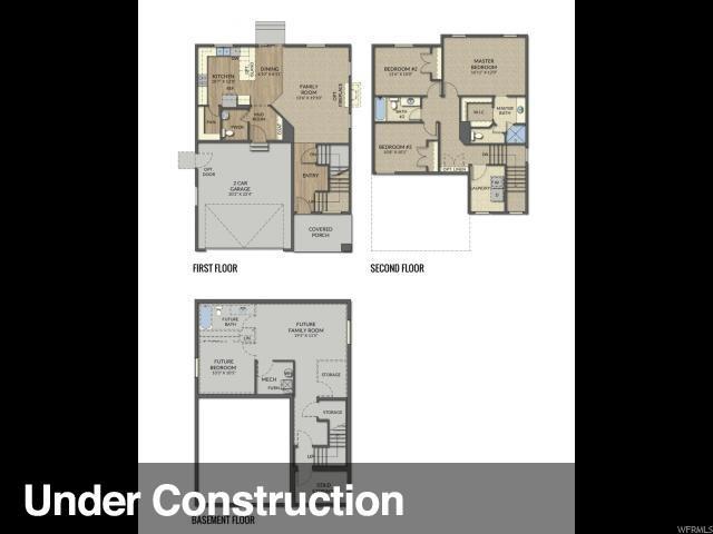 572 N 20 W 39 S, Vineyard, UT 84058 (#1496644) :: Colemere Realty Associates