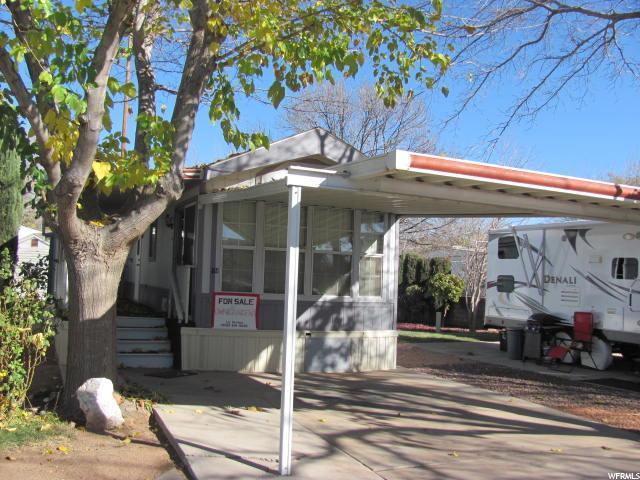 1160 E Telegraph #88, Washington, UT 84780 (#1497568) :: Bustos Real Estate | Keller Williams Utah Realtors