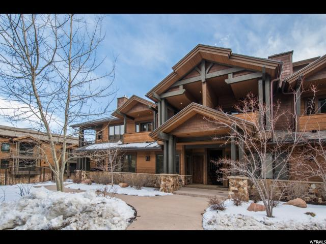 3448 N Willow Draw Rd #1107, Park City, UT 84098 (#1497618) :: The Fields Team