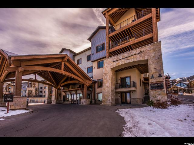 2669 Canyons Resort Dr #411, Park City, UT 84098 (#1498047) :: The Fields Team