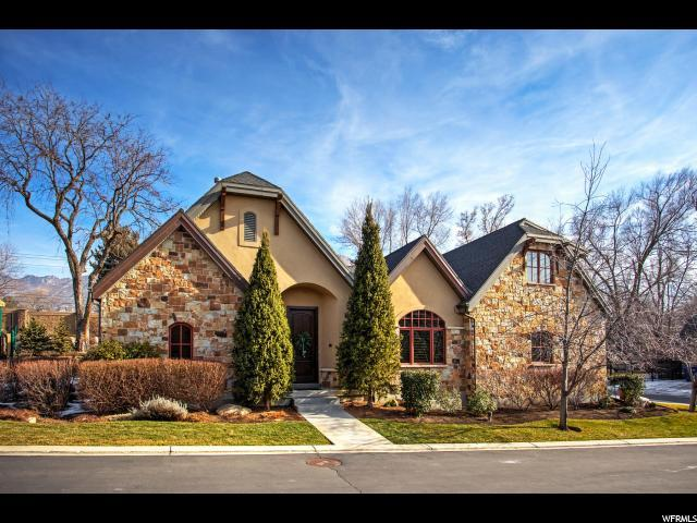 4949 S Holladay Pines Ct, Holladay, UT 84117 (#1498478) :: Exit Realty Success