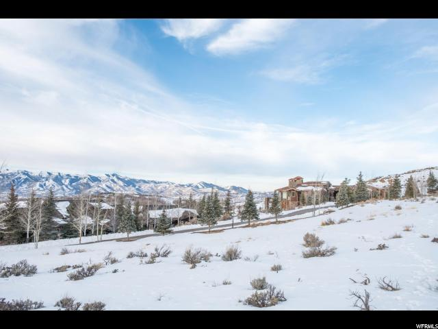 8654 N Marmot Cir, Park City, UT 84098 (#1498628) :: Big Key Real Estate