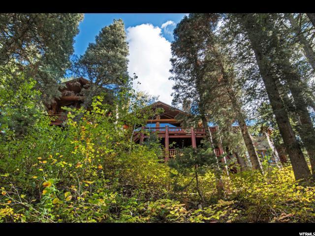 9441 N Alpine Loop, Sundance, UT 84604 (#1498865) :: Exit Realty Success