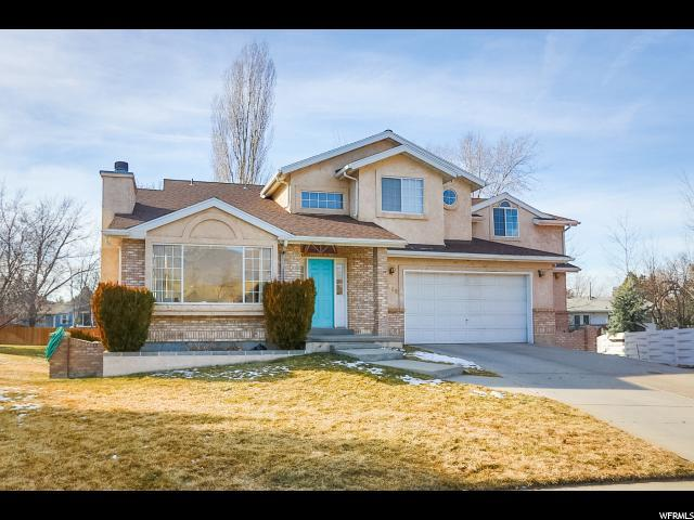 9580 S Pinedale, Sandy, UT 84092 (#1498986) :: Colemere Realty Associates