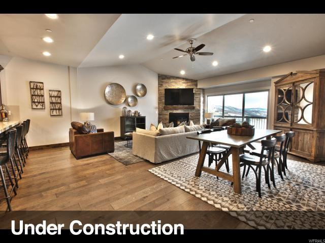 14369 N Rendezvous Trl 44C, Heber City, UT 84032 (#1499331) :: Bustos Real Estate | Keller Williams Utah Realtors