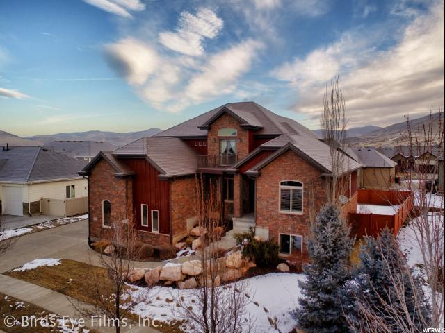 5830 N Belmont Dr, Mountain Green, UT 84050 (#1499506) :: Home Rebates Realty