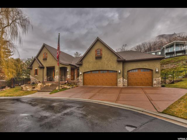 2865 Le Jardin Pl, Holladay, UT 84117 (#1499646) :: Bustos Real Estate | Keller Williams Utah Realtors