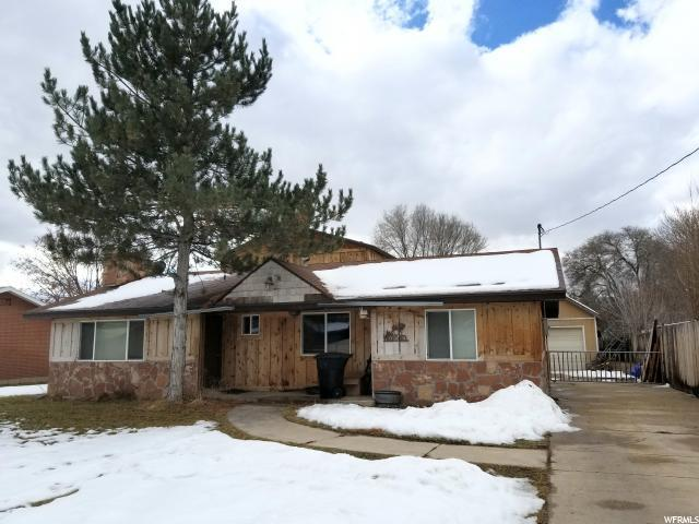 26 S 100 W, Morgan, UT 84050 (#1499677) :: Home Rebates Realty