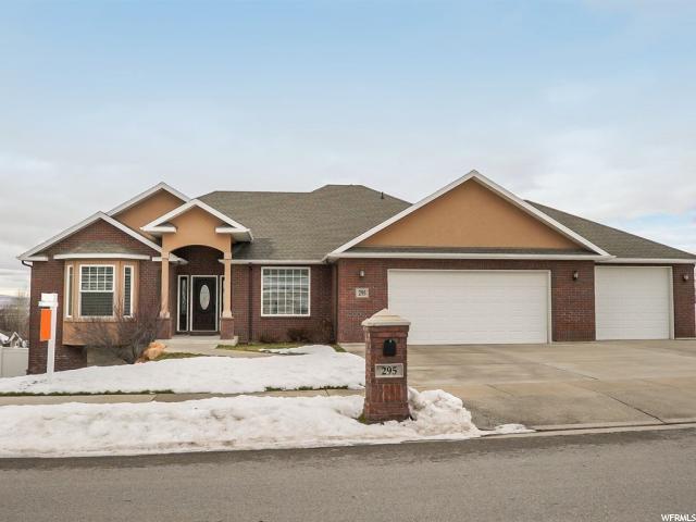 295 S 830 E, Smithfield, UT 84335 (#1499912) :: Bustos Real Estate | Keller Williams Utah Realtors