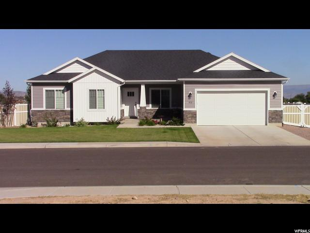 913 S 250 W, Vernal, UT 84078 (#1499965) :: Exit Realty Success