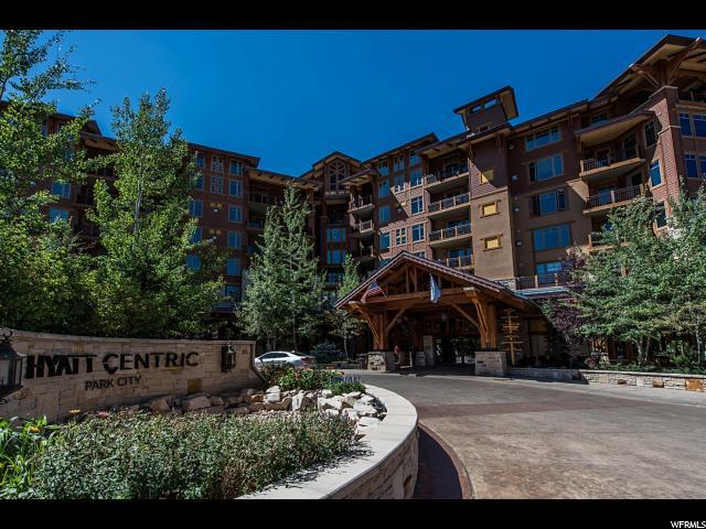 3551 N Escala Ct #301, Park City, UT 84098 (#1500062) :: Big Key Real Estate