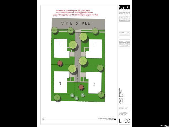 1506 E Vine St, Murray, UT 84121 (#1500119) :: Bustos Real Estate | Keller Williams Utah Realtors