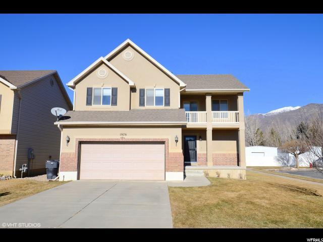 1976 E 7470 S, South Weber, UT 84405 (#1500309) :: The Fields Team