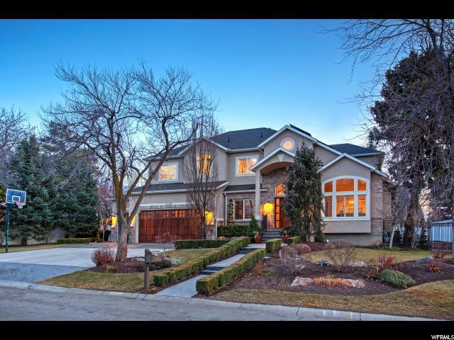 2134 E Cumberland Dr S, Holladay, UT 84124 (#1500404) :: Bustos Real Estate | Keller Williams Utah Realtors