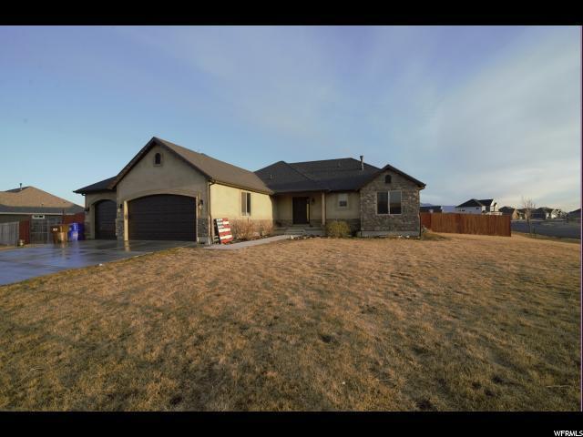 1492 E Smithfield Dr, Eagle Mountain, UT 84005 (#1500413) :: goBE Realty