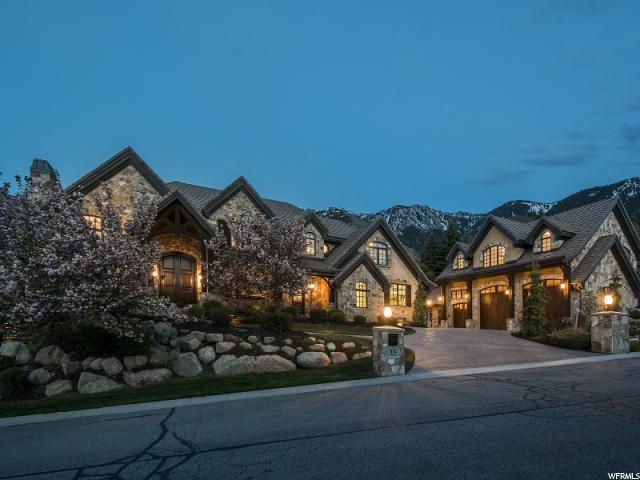 18 S Snow Forest Ln E, Sandy, UT 84092 (#1500434) :: goBE Realty
