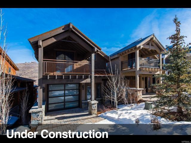 1208 Empire Ave #41, Park City, UT 84060 (#1500451) :: Bustos Real Estate | Keller Williams Utah Realtors