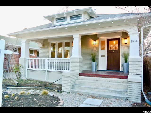 1914 S 800 E, Salt Lake City, UT 84105 (#1500457) :: Bustos Real Estate | Keller Williams Utah Realtors