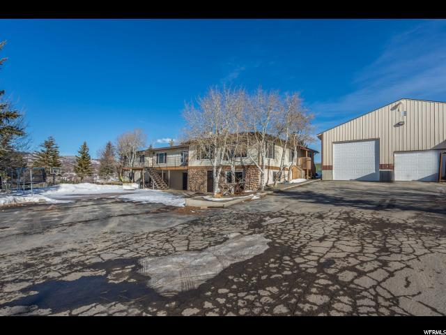 1655 E Oakridge Dr S, Park City, UT 84098 (#1500524) :: Bustos Real Estate | Keller Williams Utah Realtors