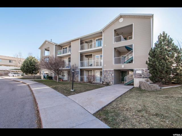 490 E 700 S B16, Clearfield, UT 84015 (#1500563) :: Eccles Group