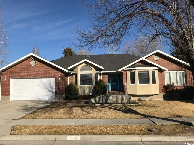 435 E Meadow Rd S, Murray, UT 84107 (#1500606) :: goBE Realty