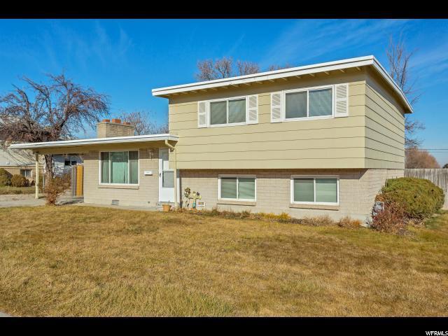 4778 Westpoint Dr, West Valley City, UT 84120 (#1500620) :: Bustos Real Estate | Keller Williams Utah Realtors