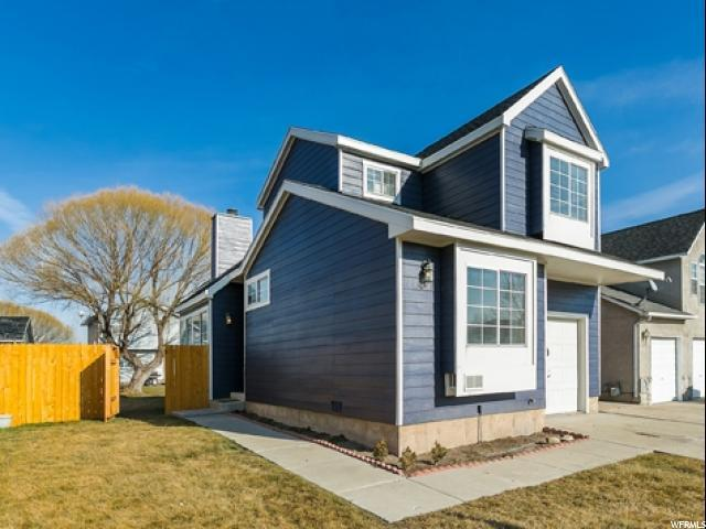 3488 W San Marcos Cir S, West Valley City, UT 84119 (#1500657) :: Home Rebates Realty
