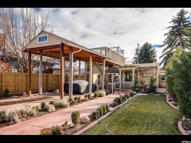 960 E 1700 S, Salt Lake City, UT 84105 (#1500671) :: goBE Realty