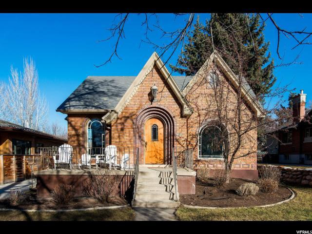 1151 E Yale Ave, Salt Lake City, UT 84105 (#1500682) :: goBE Realty