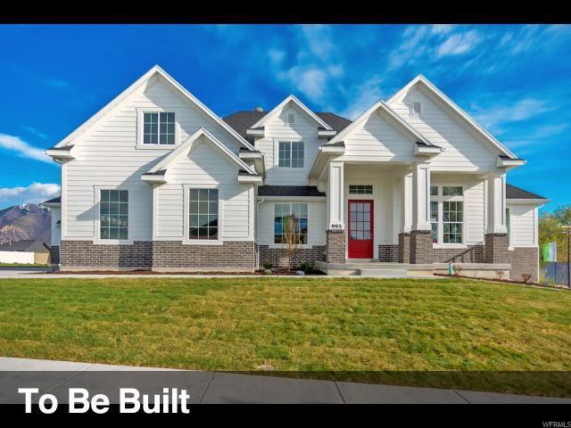 407 S East Beacon Dr E #407, Saratoga Springs, UT 84045 (#1500700) :: goBE Realty