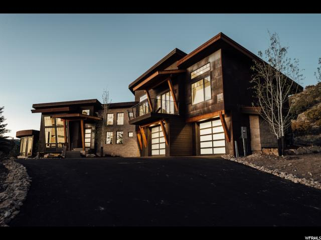 1575 E Canyon Gate Rd #23, Park City, UT 84098 (#1500701) :: Bustos Real Estate | Keller Williams Utah Realtors