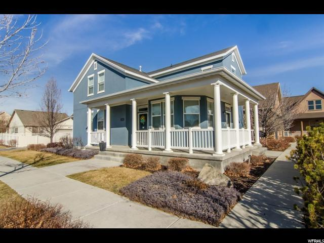 11583 S Grandville Ave, South Jordan, UT 84009 (#1500734) :: Bustos Real Estate | Keller Williams Utah Realtors