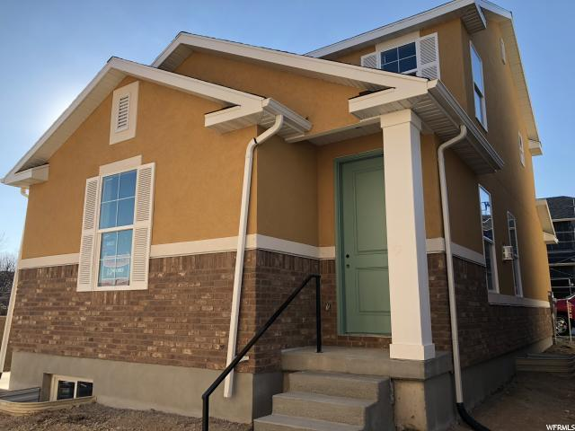 2117 W Kimber Ln S #35, Riverton, UT 84065 (#1500741) :: Home Rebates Realty