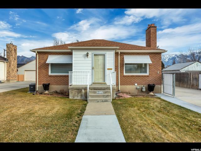 7891 S Olympus St W, Midvale, UT 84047 (#1500744) :: Bustos Real Estate   Keller Williams Utah Realtors