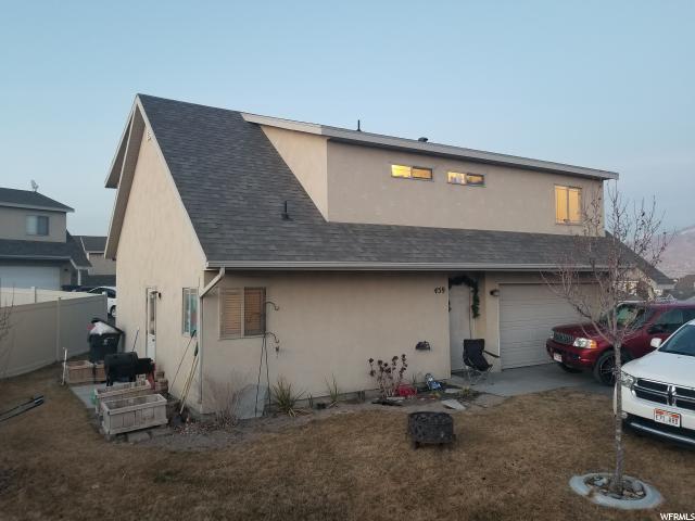 459 Harvest Moon Dr, Saratoga Springs, UT 84045 (#1500789) :: goBE Realty