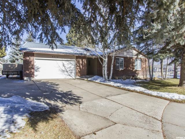 4274 W Blue Jay Cir, Mountain Green, UT 84050 (#1500793) :: Home Rebates Realty