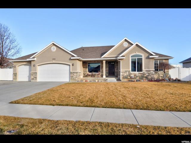 11961 S Hersey Ct W, Riverton, UT 84096 (#1500795) :: Home Rebates Realty