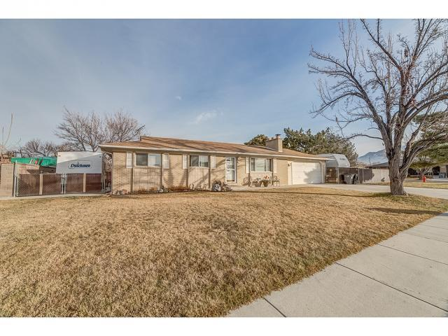 1166 W 10610 S, South Jordan, UT 84095 (#1500804) :: Home Rebates Realty
