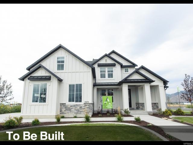 604 Arrow Cv #604, Saratoga Springs, UT 84045 (#1500810) :: goBE Realty