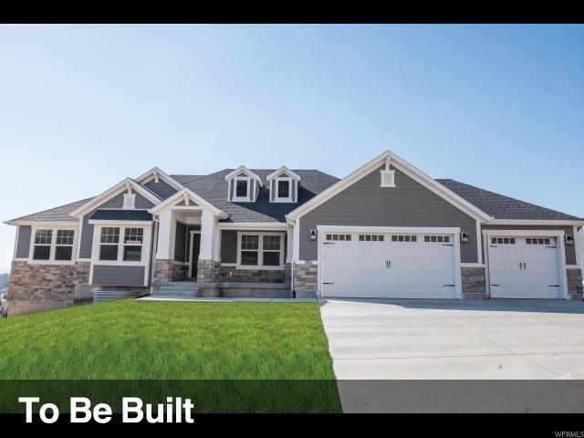 607 Arrow Cv #607, Saratoga Springs, UT 84045 (#1500825) :: goBE Realty