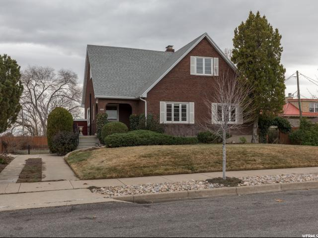 222 7TH Ave, Salt Lake City, UT 84103 (#1500875) :: goBE Realty