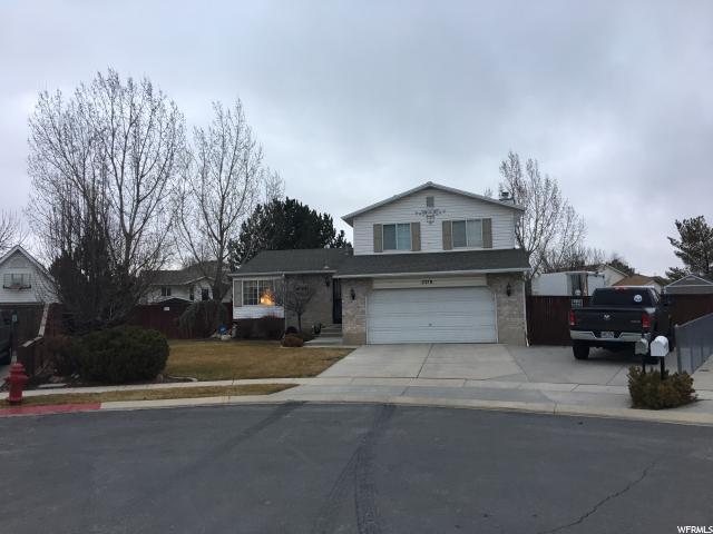 2378 W Mindi Meadows Cir, Riverton, UT 84065 (#1500921) :: Home Rebates Realty